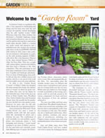 article in Oklahoma Gardener Magazine